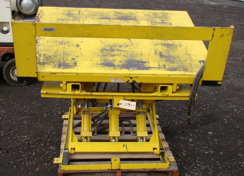 Hydraulic Lift Amp Tilt Table