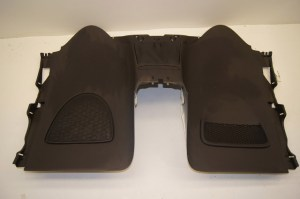 2010 SkySolstice Rear Seat To Back Window Panel 25993657