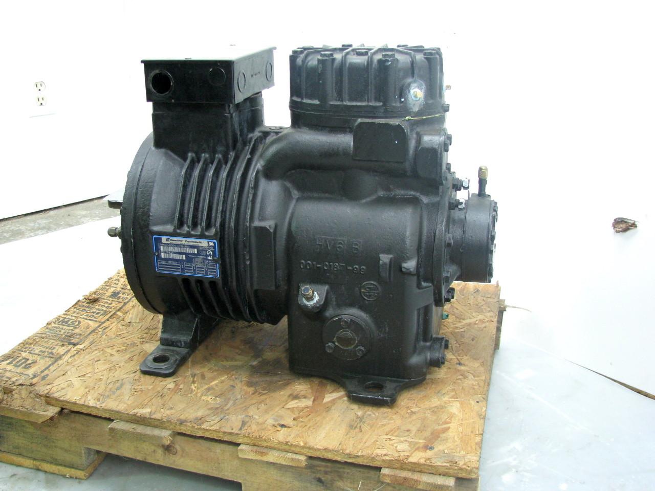 Copeland Mra2 050a Cfb 800 Semi Hermetic Compressor 5 Hp