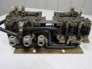 Allen Bradley 705EOD103 Ser K Size 4 Reversing Motor Starter Contactor | eBay
