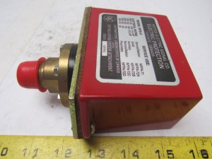 Potter Electric WFS5 Water flow Switch Fire Alarm 12