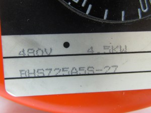 Screw Plug Immersion Heater 2