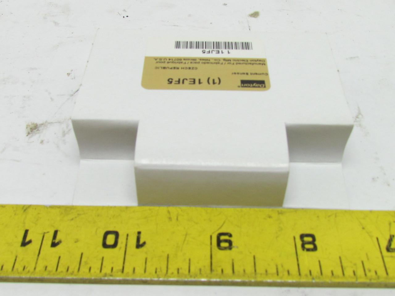Dayton 1EJF5 Current Sensing Relay 5 Amp 24-240VAC DIN
