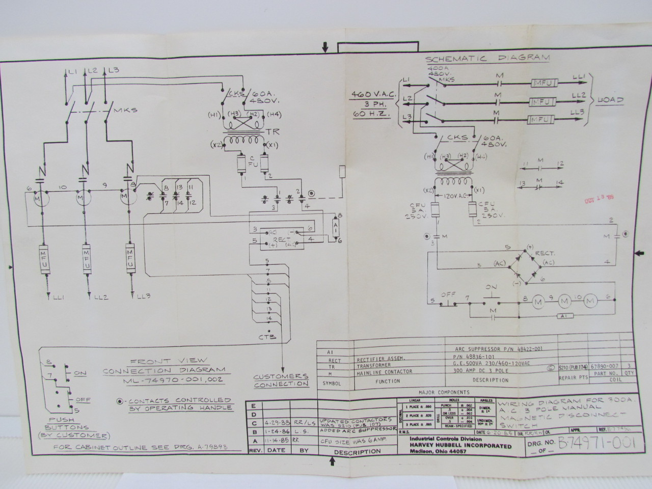 industrial wiring diagram