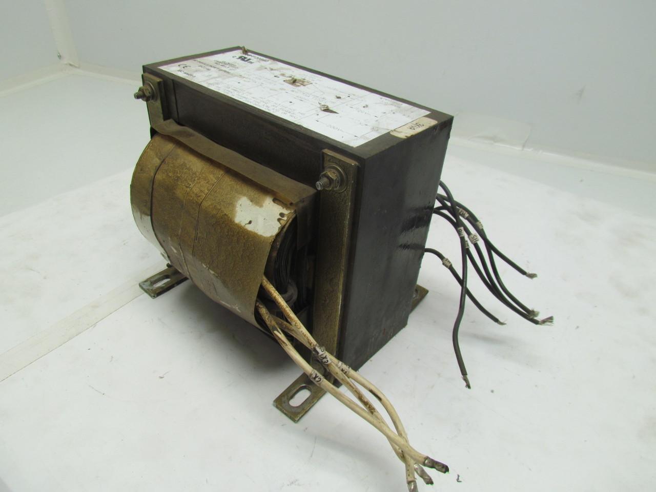 480 Single Transformer Volt Phase