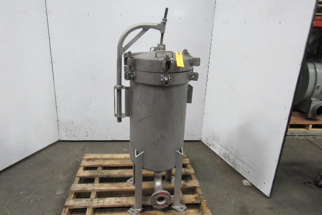 Fil Trek S4bmb16 212 2f Stainless Steel Vessel 2 Pot Filter