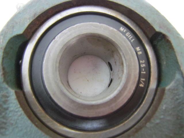 http bullseyeindustrialsales com dodge mcgill mb 25 1 1 4 pillow block bearing 1 1 4 bore 2 bolt mount 124074 52276