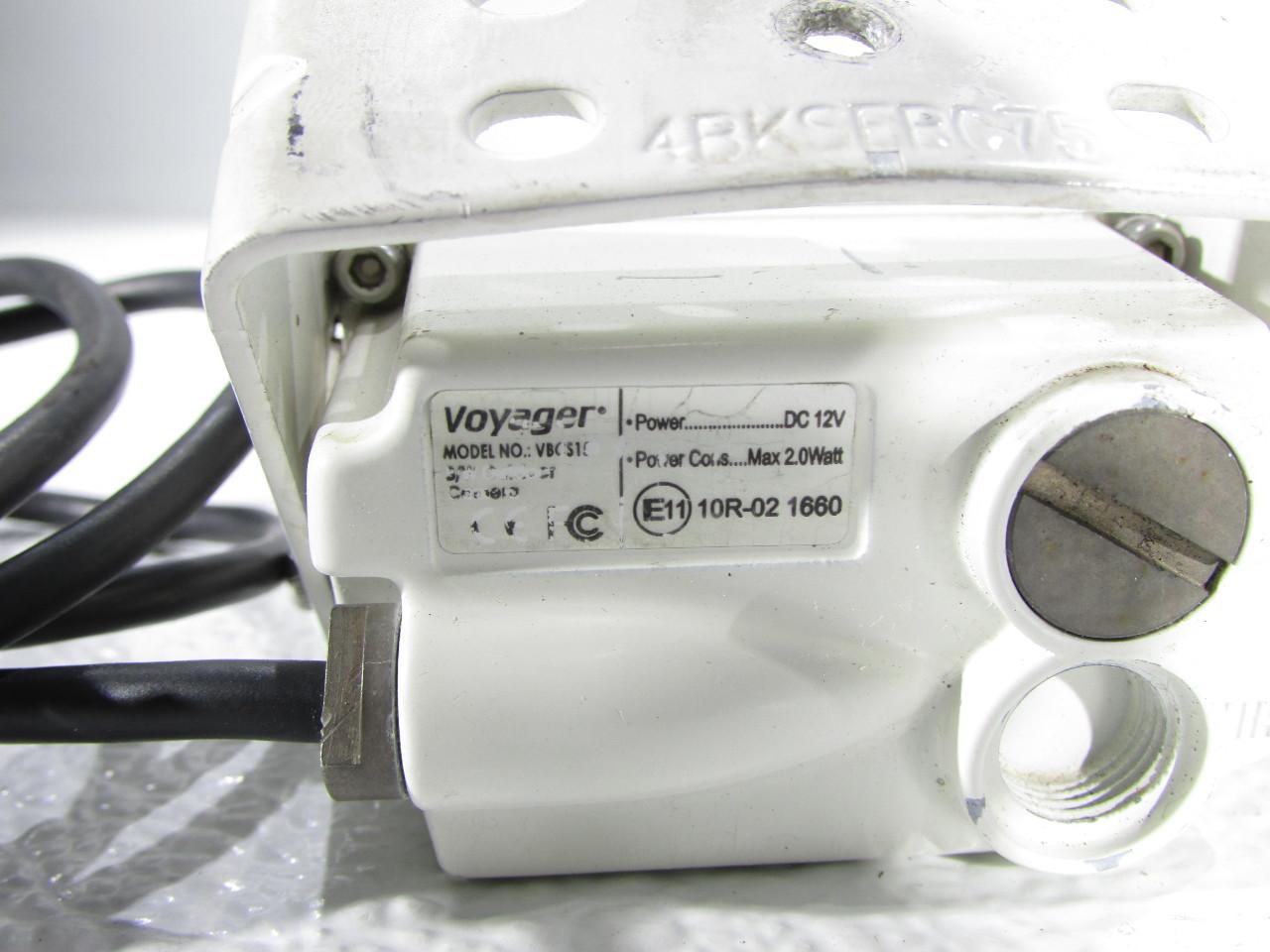 Voyager Vbcs150 Back Up Camera Premier Equipment