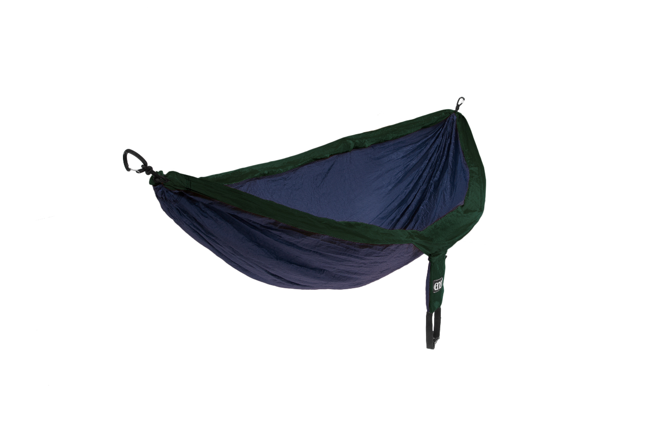 Eagles Nest Outfitters Eno Doublenest Hammock Navy Forest