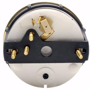 FARIA SY9742A SIGNATURE GOLD  GRAY BOAT ENGINE