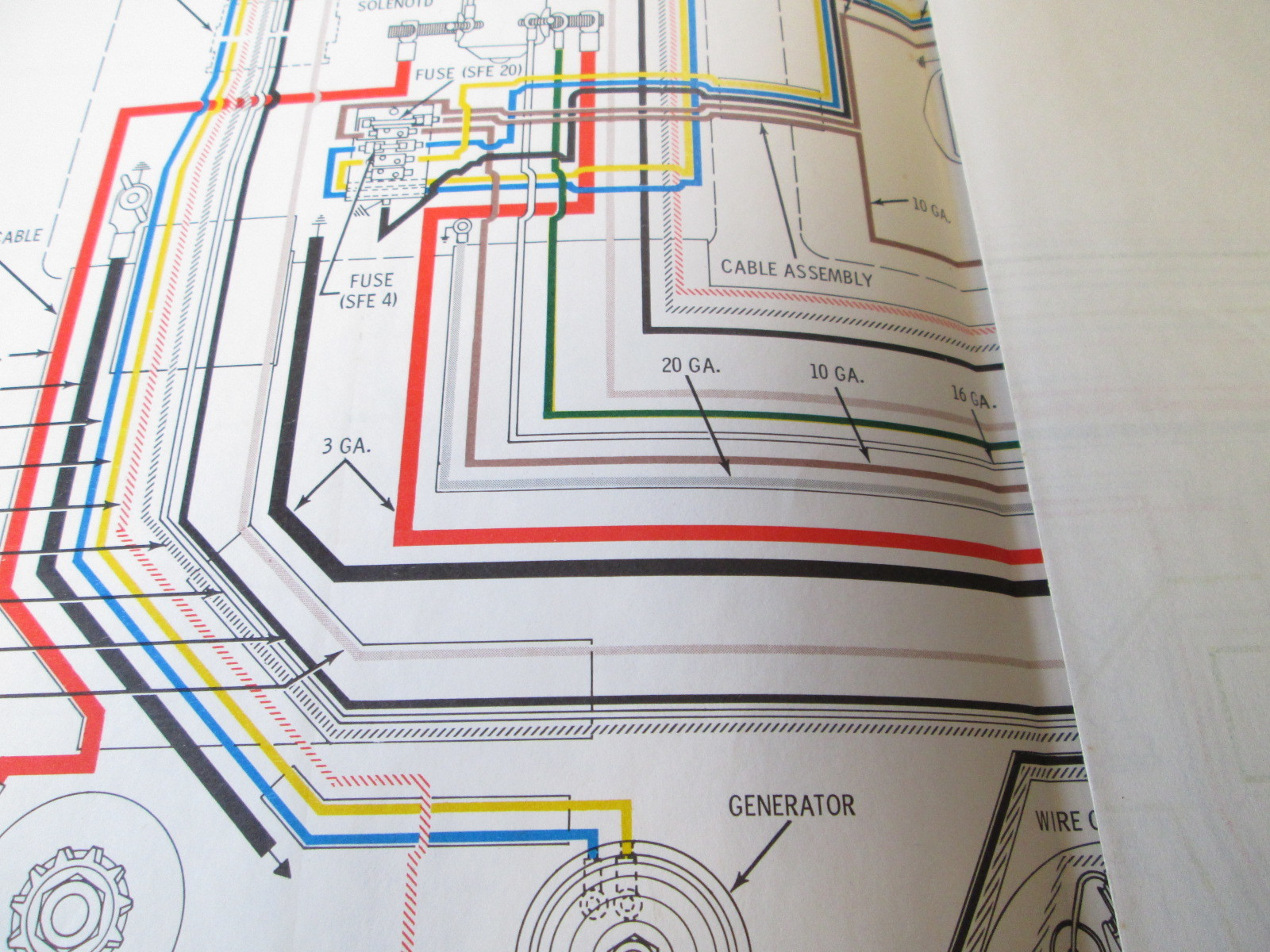 Mercury 850 Wiring Diagram Schematics Diagrams Volvo Electrical For A Schematic 85 Hp 1975