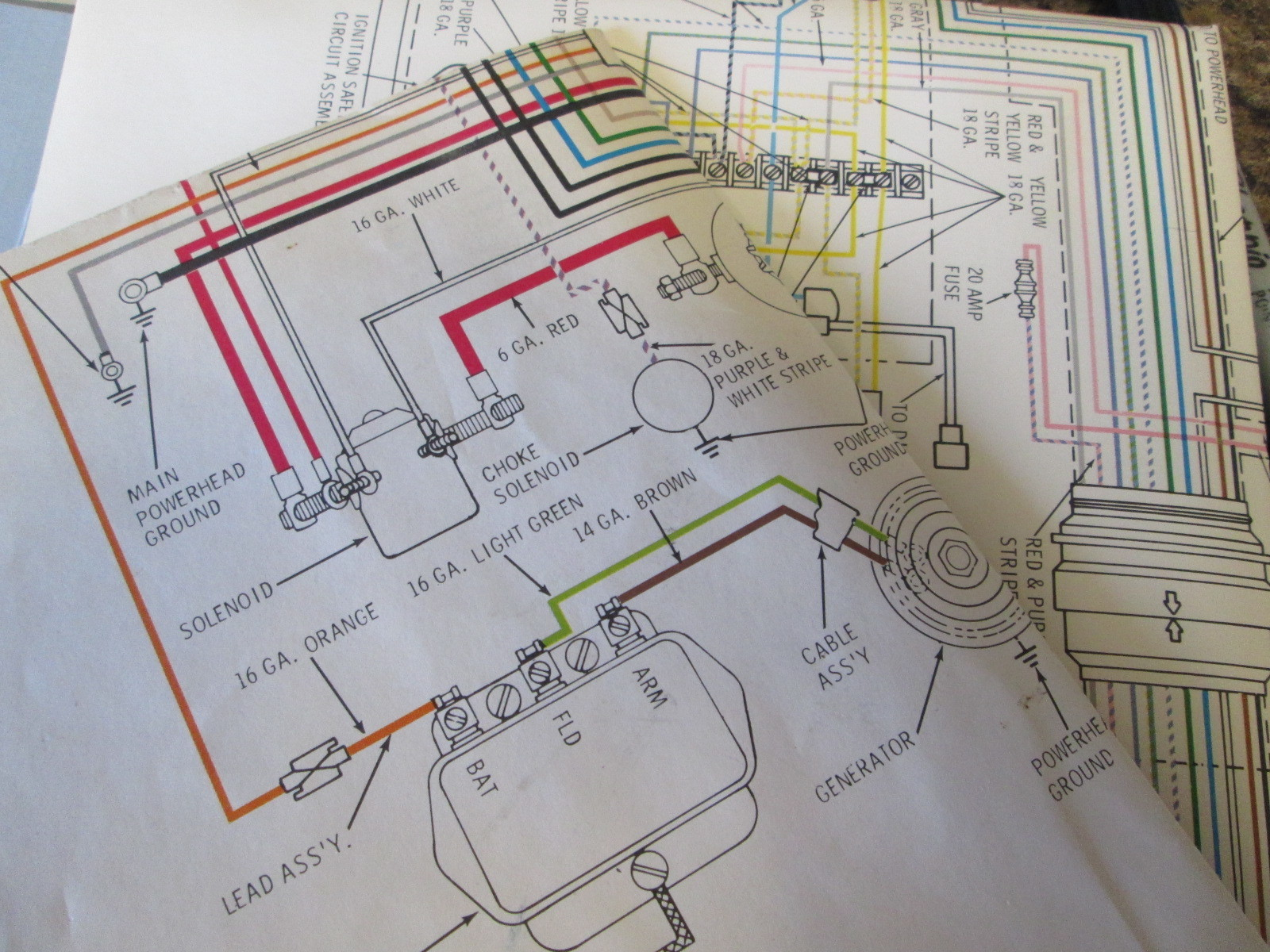 1970 Johnson Outboard Motor Wiring Diagram – Johnson 115 Outboard Wiring Diagram