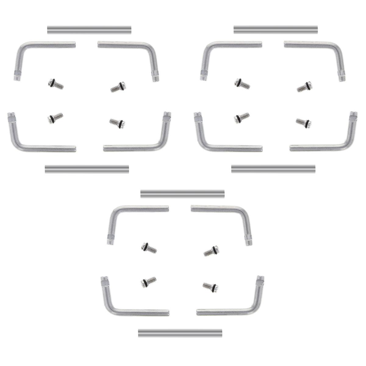 3 Set Bar Screw Connector For Pam 292 Ceramic Radiomir