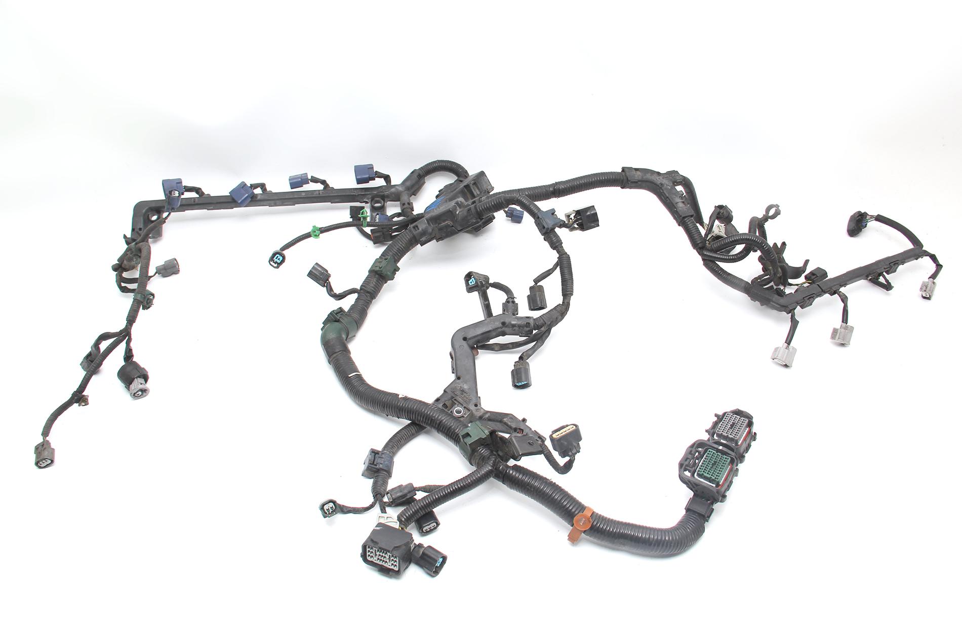 Acura Rdx Engine Wire Harness A T 2 4l Rwc A50 Oem