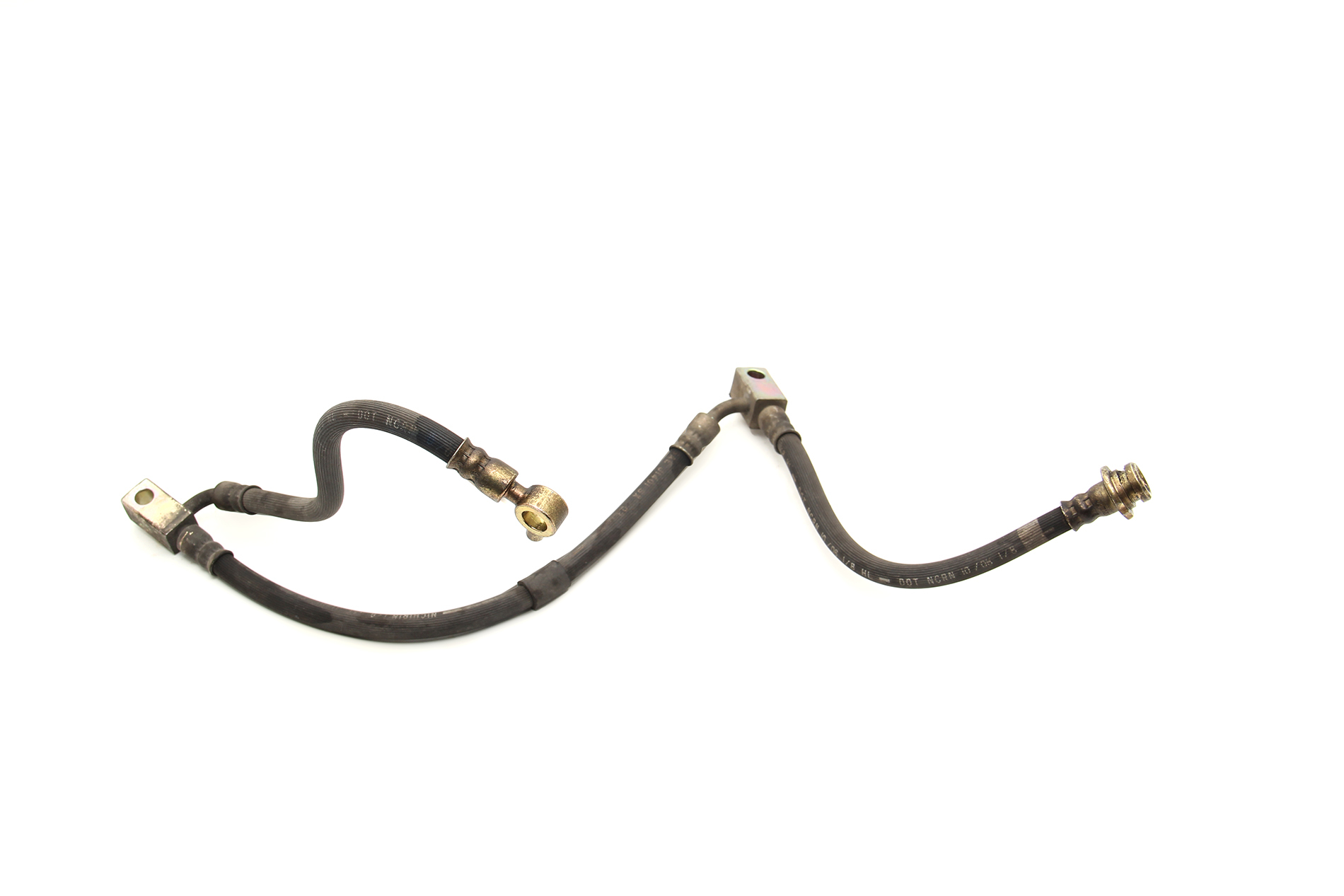 Nissan 350z Front Brake Hose Line Right Passenger