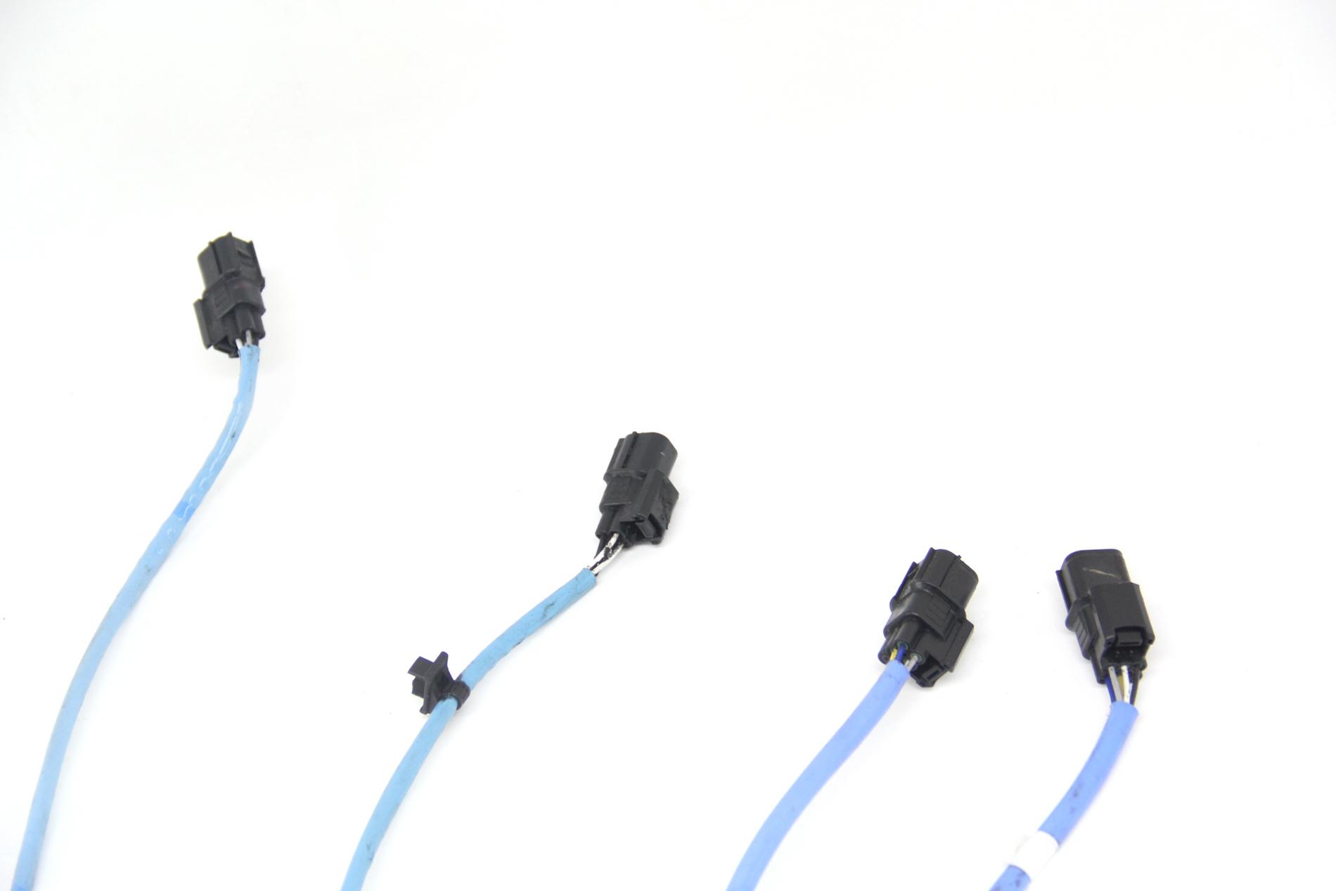 Acura Mdx Oxygen Sensor O2 Set Of 4 Pieces Oem 07 08 09