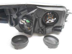 Ford Focus Left Halogen Headlamp Headlight Chrome 2012