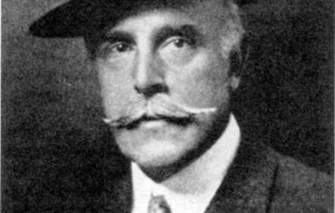 Madison Grant, notorious eugenicist and founder of the organization which would become the Wildlife Conservation Society (WCS).