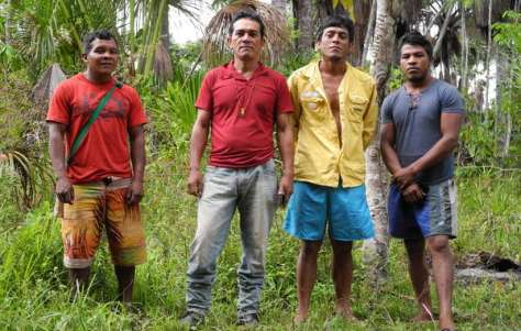 The Guajajara Guardians protect their forest in the Brazilian Amazon