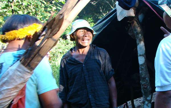 Gaspem est accusée du meurtre d'au moins deux leaders guarani, dont Nisio Gomes.