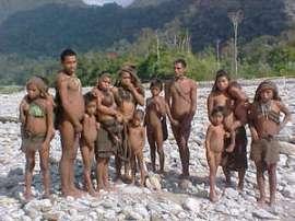 Les Nahua ont été contactés dans les années 1980 lors des opérations d'exploration pétrolière de Shell dans la région du projet gazier de Camisea. Les épidémies qui s'ensuivirent décimèrent la moitié du groupe.