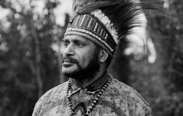 Benny Wenda, a Papuan tribal leader, says what Jared Diamond is writing about his people is 'misleading'.