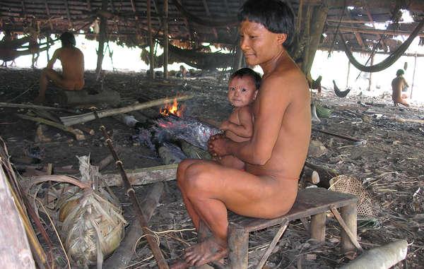 Les Suruwaha sont une tribu isolée très vulnérable aux maladies du monde extérieur.