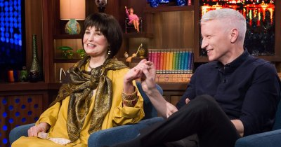 Anderson Cooper Reconnects With Estranged Brother - Leopold