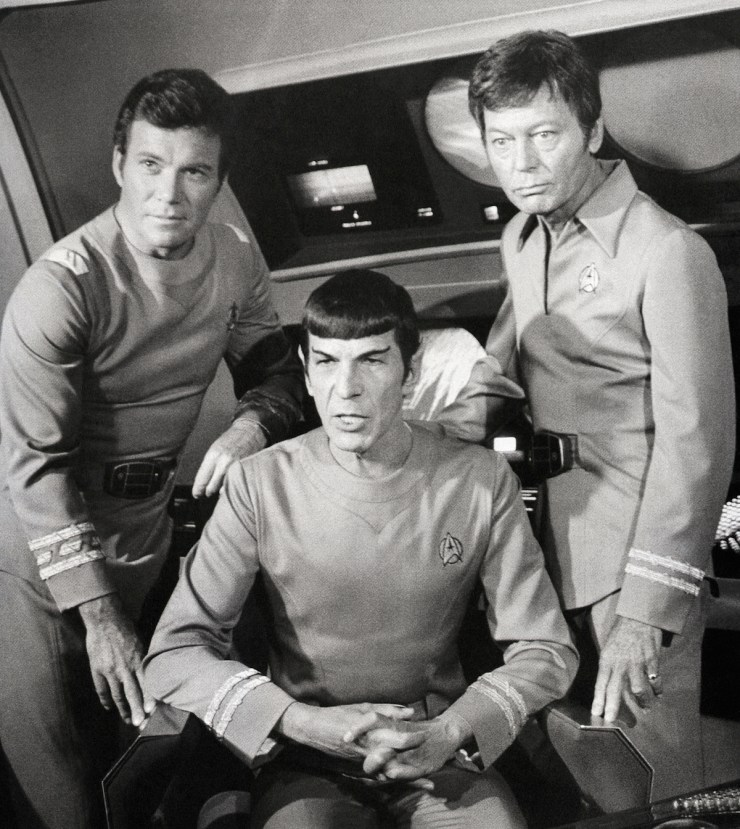 """Memory of """"Bones"""" from Star Trek - Actor DeForest Kelley passed away 22 years ago from stomach cancer"""