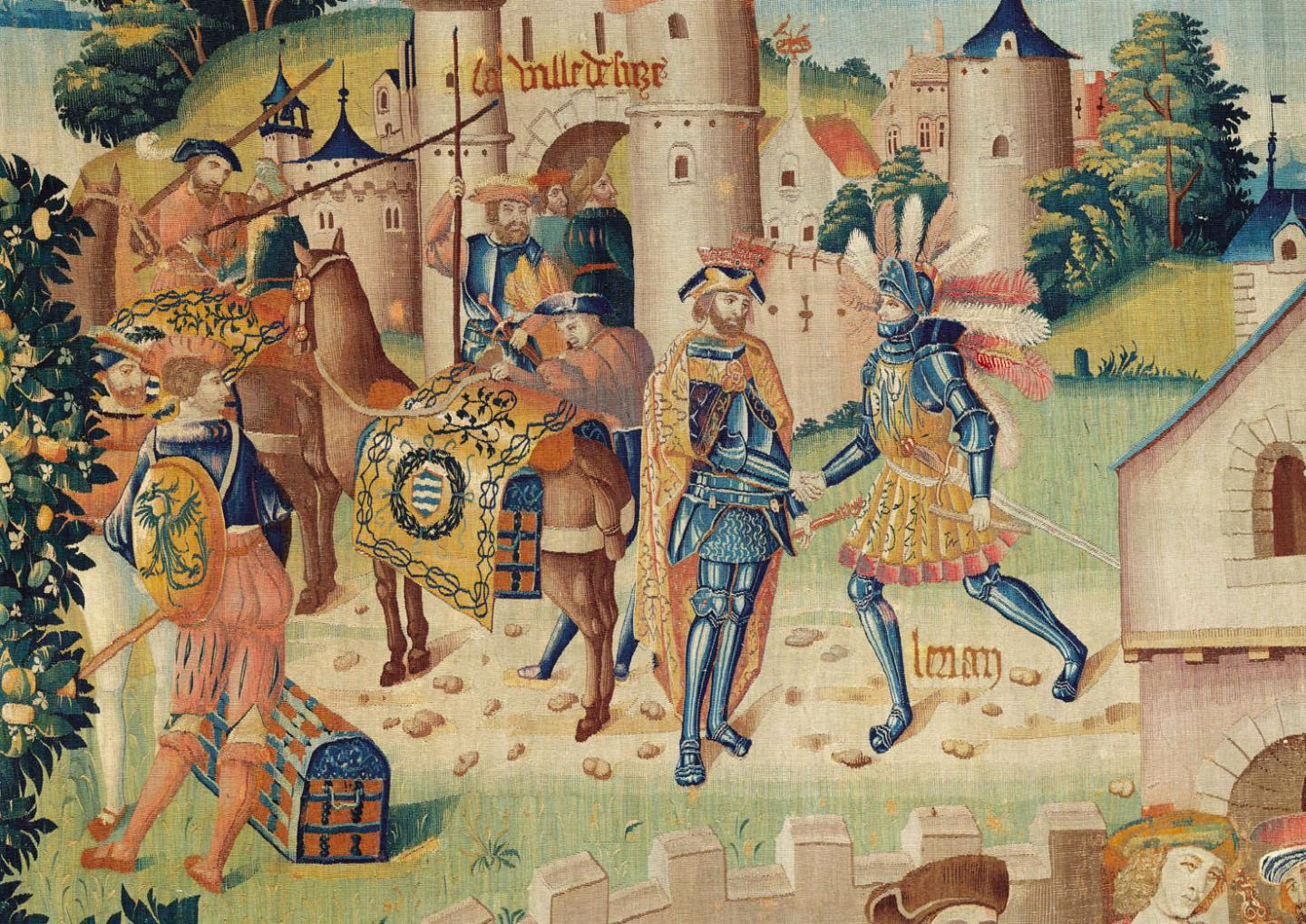 Late Middle Ages In France