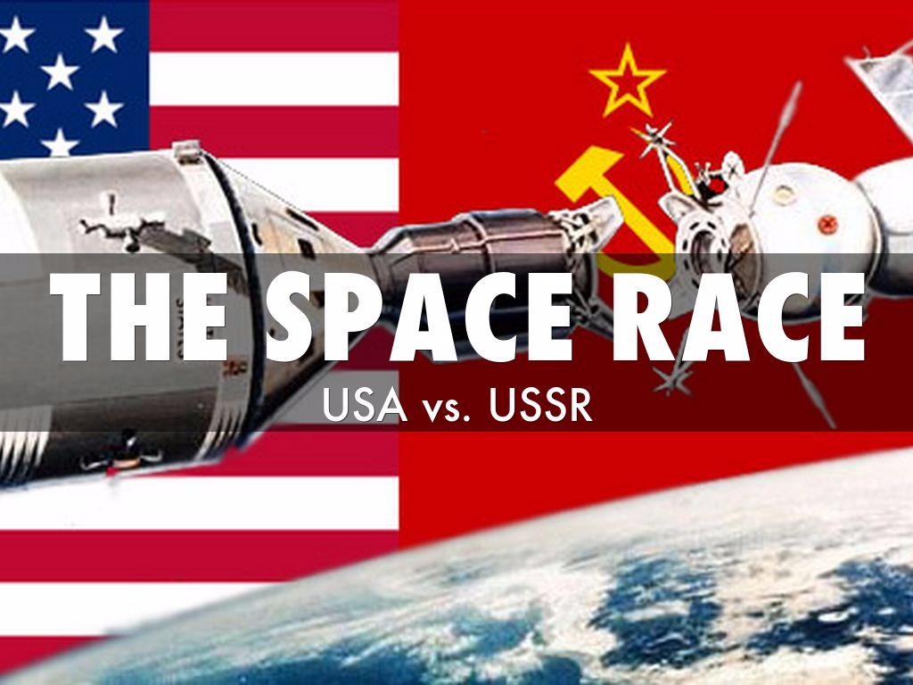 The Space Race In The S