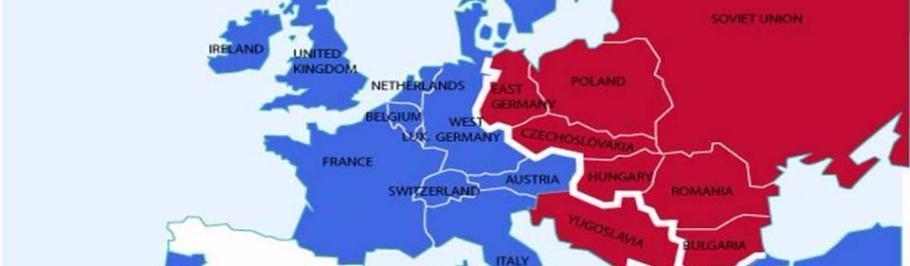 The Iron Curtain | Sutori