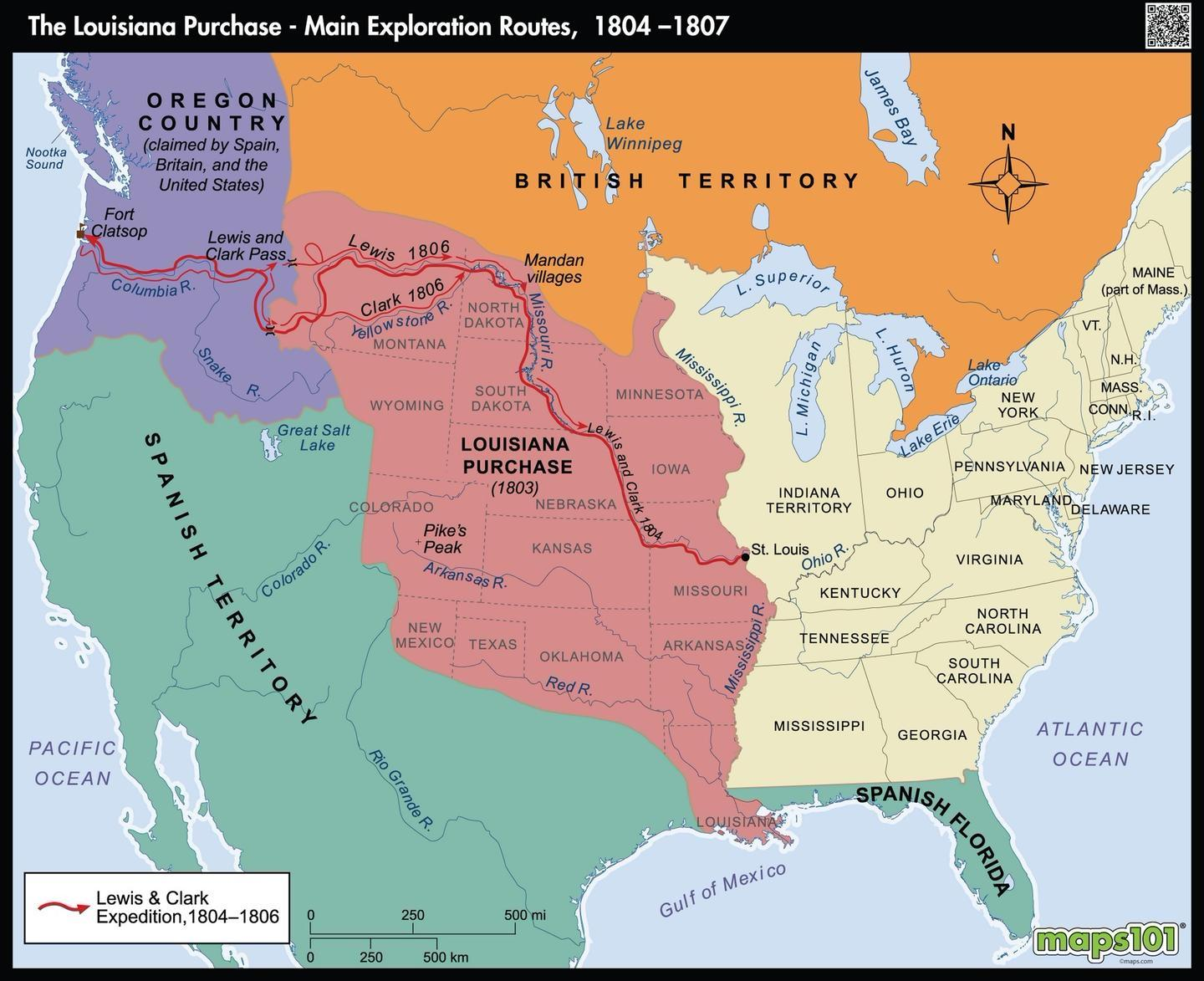 Maps Of United States Expansion