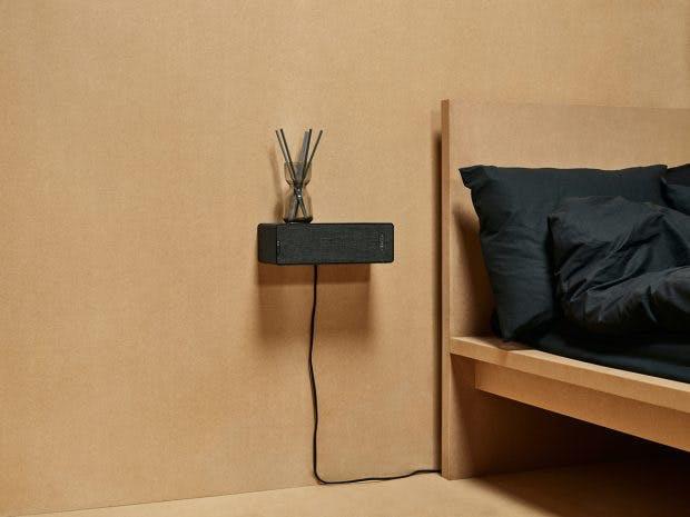 The Ikea Symfonisk Sound Shelf (photo: Ikea)