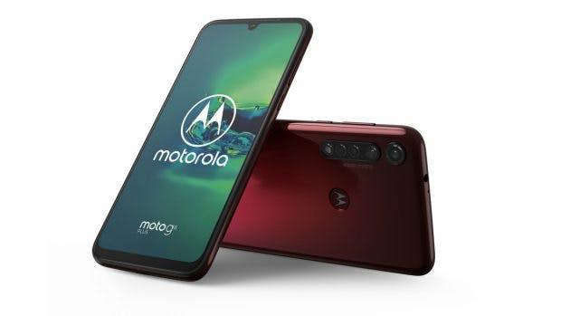 Motorola Moto G8-Plus. (Picture: Motorola)