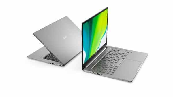 CES 2020: Acer rüstet ultraflache Leichtnotebooks der Serie Swift 3 auf