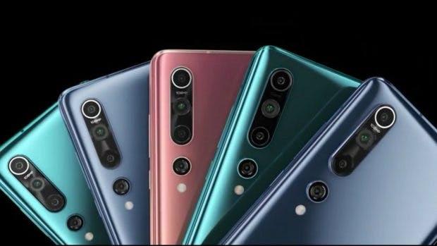 The Xiaomi Mi-10 Color. (Image: Xiaomi)