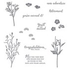 Wild About Flowers Photopolymer Stamp Set