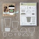 Coffee Café Photopolymer Bundle