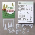 Carols Of Christmas Clear-Mount Bundle