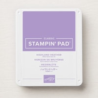 Highland Heather Classic Stampin' Pad