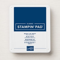 Night Of Navy Classic Stampin' Pad