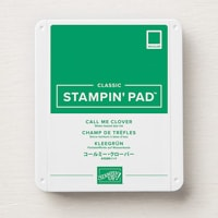 Call Me Clover Stampin' Pad