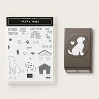 Happy Tails Photopolymer Bundle