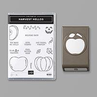 Harvest Hellos Bundle (En)