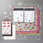 Peaceful Poppies Suite Bundle (English)