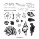 Friends Are Like Seashells Photopolymer Stamp Set