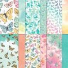 "Butterfly Bijou 6"" X 6"" (15.2 X 15.2 Cm) Designer Series Paper"