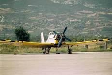 Πυροσβεστικό τύπου PZL (φωτογραφία Αρχείου)