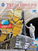 NASA Tech Briefs Magazine - Motion Control and Automation Technology - June 2015